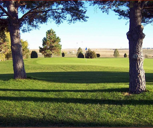 9 Holes in Lincoln County Colorado